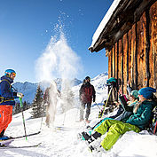 Skipause, (c) Ski Juwel Alpbachtal Wildschönau