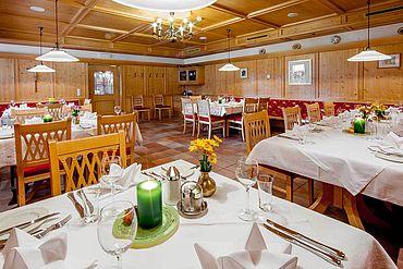 Tirolerhof/ Thomas Trinkl - Restaurant Antonistueberl