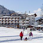 Kurzurlaub im Schnee