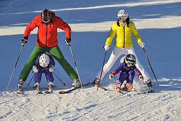 Familienskiurlaub, ©Tourismusinformation Filzmoos
