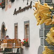 © Landhotel Agathawirt - Eingang Landhotel