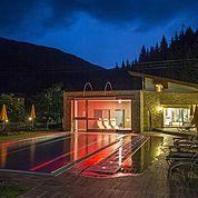 © Fotodesign David - das Freibad im stimmungsvollen Ambiente
