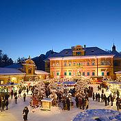Hellbrunn Adventmarkt ©Hellbrunner Adventzauber