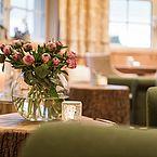 Lounge Eingangsbereich im Landhotel Eichingerbauer
