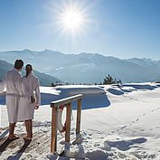 © Landhotel Edelweiss - Wellness Winter