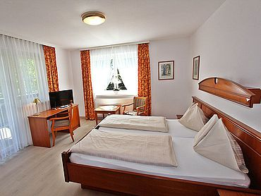 Zimmer im Landhotel Post in Ebensee