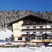 © Landhotel Presslauer - Hotelansicht Winter