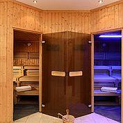 © Landhotel Traunstein - Sauna
