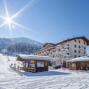 © Landhotel Tirolerhof/ Thomas Trink - Umgebung Skilift Stadlbar