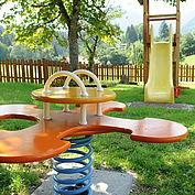 Spielplatz zum Toben im Landhotel Gressenbauer
