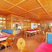 Landhotel Dolomitenhof Zirbenstube