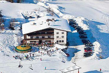 Salzburger Dolomitenhof im Winter