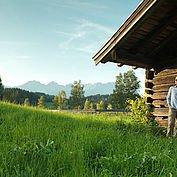 Wandern am Schwarzensee