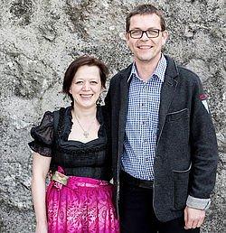 Irmi und Martin Erharter, Ihre Gastgeber im Landhotel Tirolerhof ©