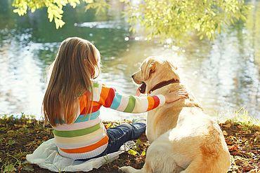 Urlaub mit Hund am See