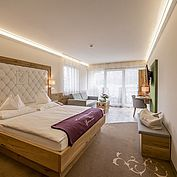 Doppelzimmer Landhaus zum Entspannen im Landhotel Eichingerbauer
