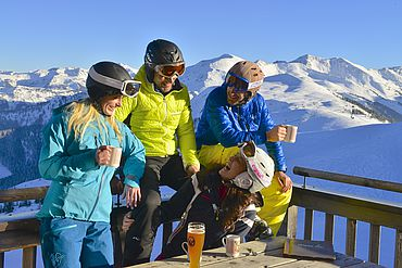 Sonnengenuss Skijuwel © Alpbachtal Seenland Tourismus