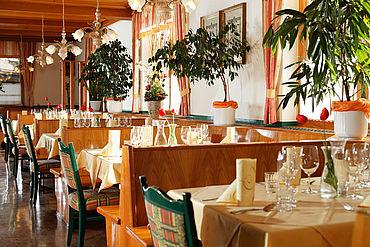 Landhotel Schwaiger - Restaurant