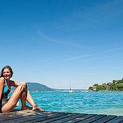 © OOE Tourismus Hochhauser - Wasserspass am Attersee