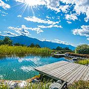 Landhotel Presslauer Naturschwimmteich