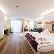 Doppelzimmer superior - Wohlfühlzimmer Entspannung pur