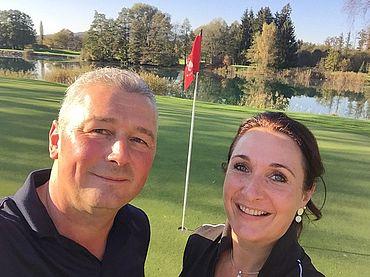 Die Gastgeber vom Landhotel Eichingerbauer - Norbert und Sabine