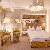 Suite zum Relaxen © Landhotel Mader