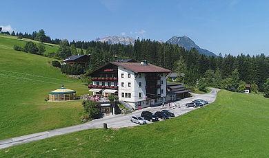 Wandern und Mountainbiken im Tennengau