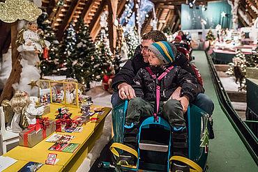 1. Österreichisches Weihnachtsmuseum, © AG Stille Nacht/Michael Grössinger