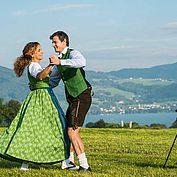 © OOE Tourismus Erber - Golfen am Attersee