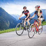Rennradtouren in den Zillertaler Alpen © Zillertal Tourismus GmbH, Daniel Geiger