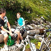 © TVB Abtenau - Mountainbiken rund um Abtenau
