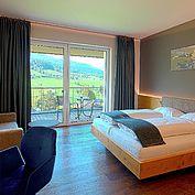 Neue Panoramazimmer im Landhotel Stockerwirt