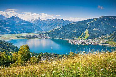 Zeller See / Zell am See Salzburg
