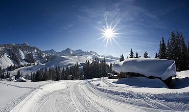 Almenwelt Skitage