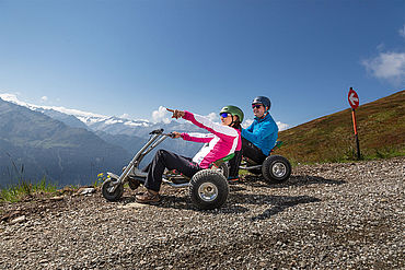 © Wildkogel-Arena Neukirchen und Bramberg, Mountainkart