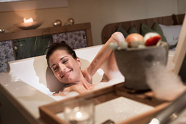 Beauty Himmel im Hotel Eichingerbauer****S