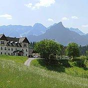 © Landhotel Gressenbauer - Frontansicht Haupthaus
