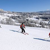 Skifahren Kinder © Gery Wolf