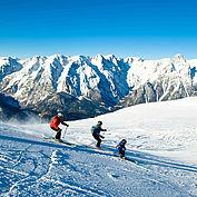 Skifahren auf der Hoess in Hinterstoder - Foto: © OÖT/ Erber