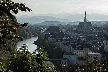 Blick über die Stadt Steyr,(c) Oberoesterreich Tourismus GmbH, Robert Maybach