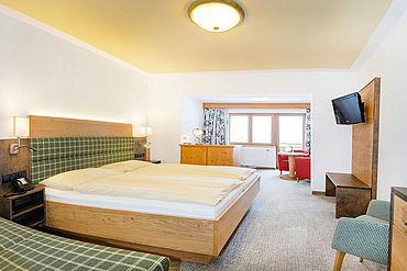 Komfortzimmer Deluxe Morgensonne