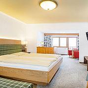 Komfortzimmer Deluxe Morgensonne - Familienzimmer