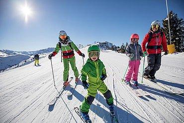 © AlpbachtalSeenland Tourismus - Ski Juwel familienfreundlichstes Skigebiet Tirols
