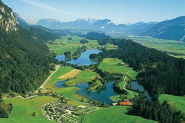 Kramsacher Seengebiet Tirol