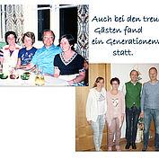 Stammgäste Landhotel Gasthof Traunstein