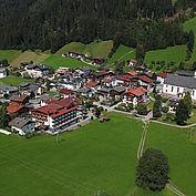 Landschaflicher Genuss rund um das Landhotel Tirolerhof