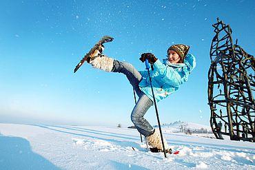 Schneeschuh Hochkogel
