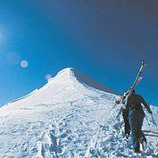 © Landhotel Wiedersbergerhorn - Skitourengeher Wiedersbergerhorn