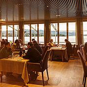 © Landhotel Das Traunsee/ Cristof Wagner - Pure Genüsse im Restaurant Bootshaus